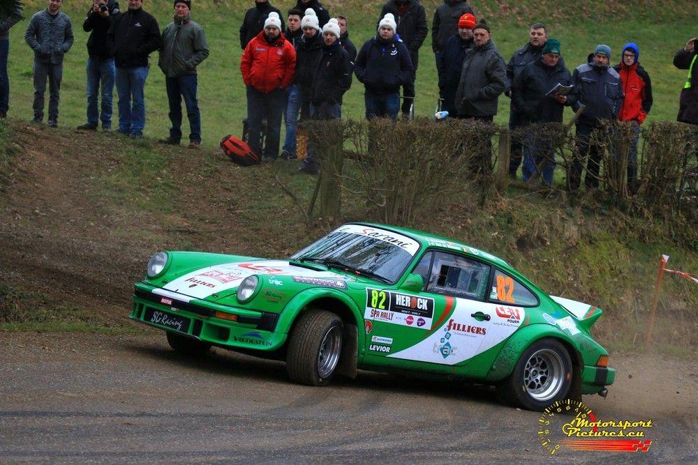 Spa rally 39 vande 39 plus vert que jamais avec la 911 sg racing for Action salon singapore