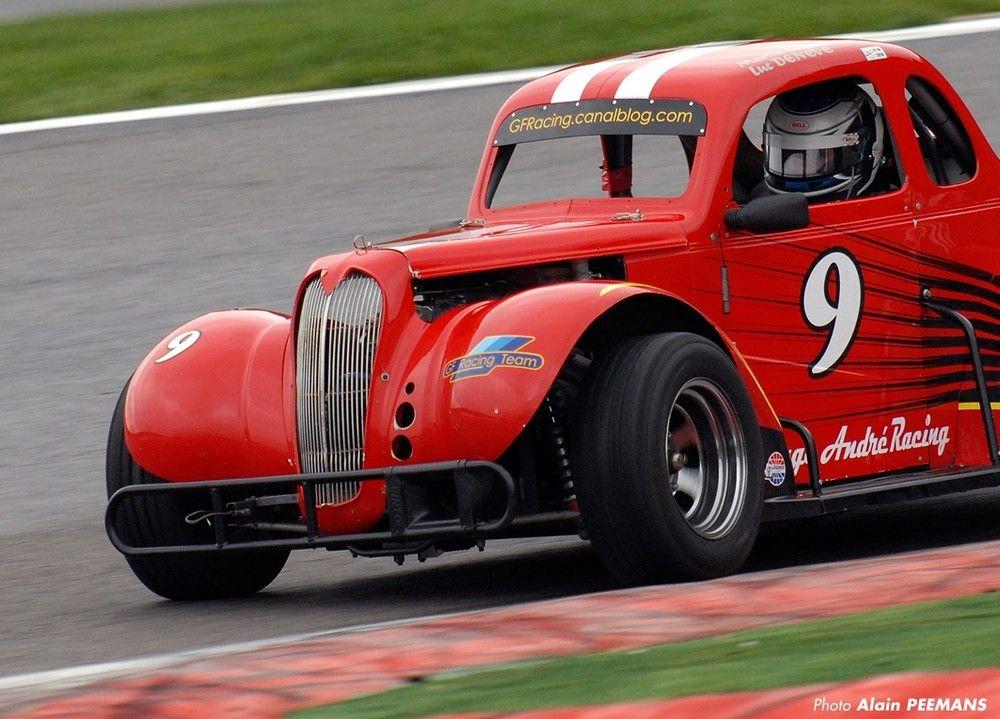 La legends cars cup benelux a fini en beaut francorchamps for Benelux cars